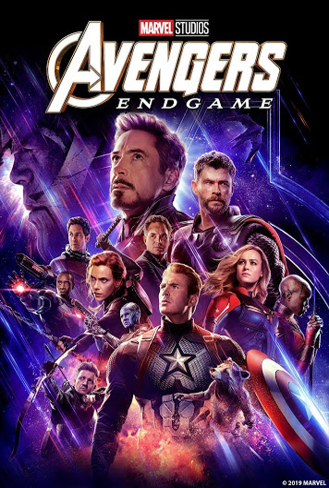 Avengers Endgame (2019) Hair stylist: Mr. Chris Hemsworth & Mr. Marc Ruffalo