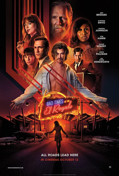 Bad Times at the El Royale (2019) Hair stylist: Mr. Chris Hemsworth