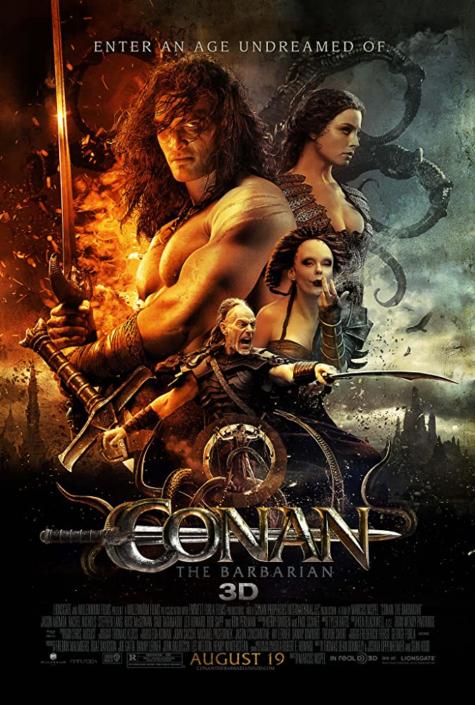Conan The Barbarian (2011) Crowd hair stylist)