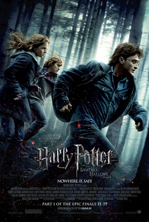 Harry Potter and the Deathly Hallows- Part 1 (2010) Hair stylist