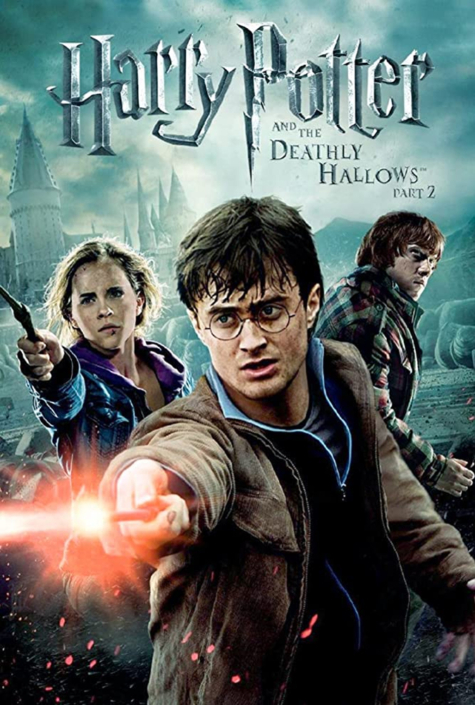 Harry Potter and the Deathly Hallows- Part 2 (2011) Hairdresser