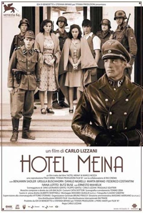 Hotel Meina (2007) Hair stylist