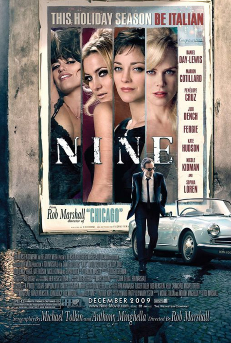 Nine (2009) Hair stylist Italy