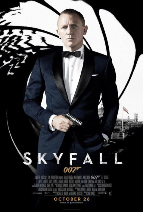 Skyfall 007 (2012) Makeup artist: Second unit