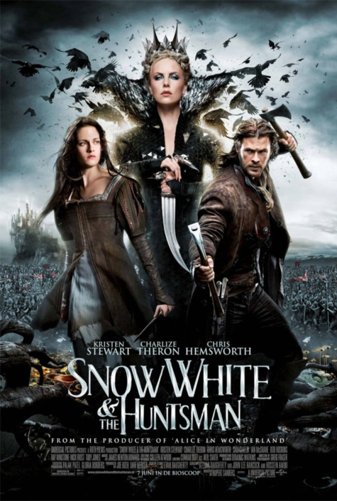 Snow White & Huntsman (2012) Hair Department Head