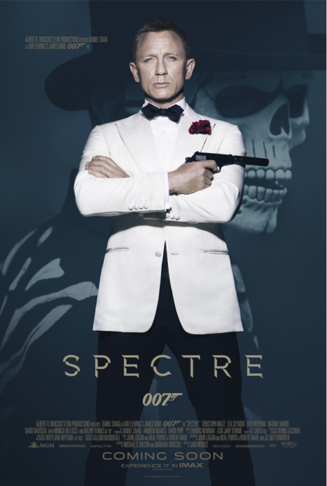 Spectre 007 (2015) Key hair: second unit - uncredited.