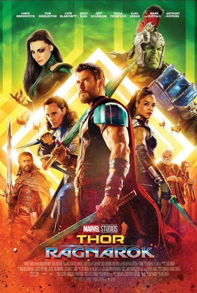 Thor Ragnarok (2017) Hair Department Head