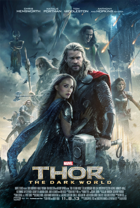 Thor (2013) The Dark World (Hair Designer)